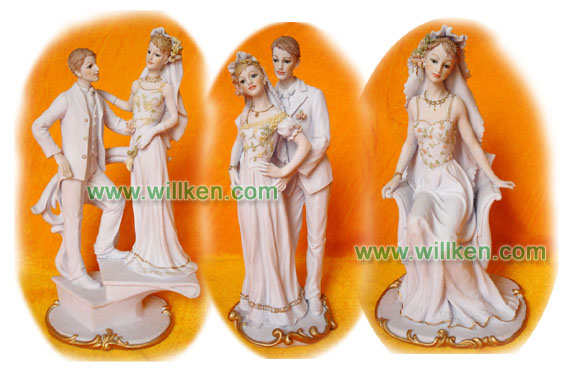 Wedding Gifts - Polyresin Crafts & Polyresin Decoration
