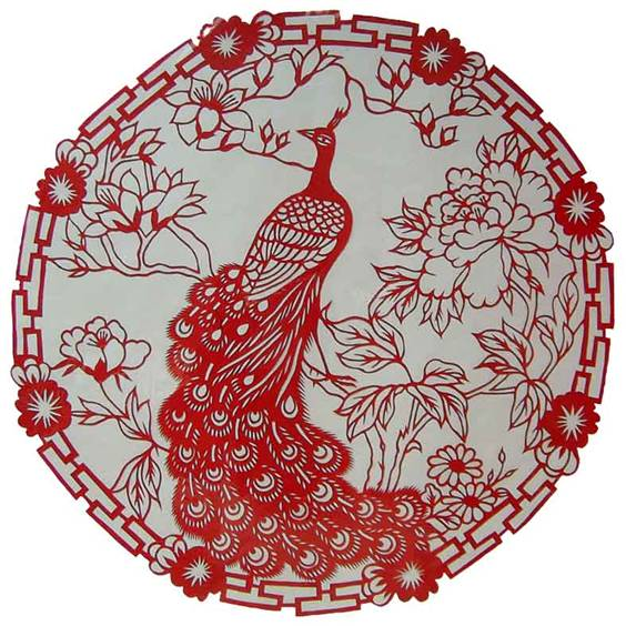 Chinese Traditional Handicraft Paper-Cut