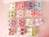 Infant Knitted Shoes