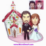 Wedding Cake Toppers & Wedding Gifts (59509)