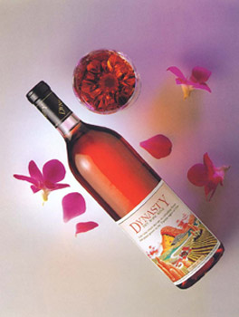 Dynasty Dry Rose Wine