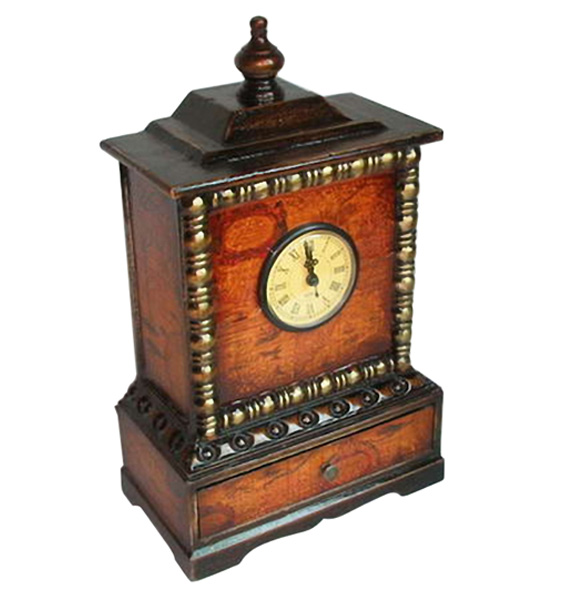 Classical Wooden Clock