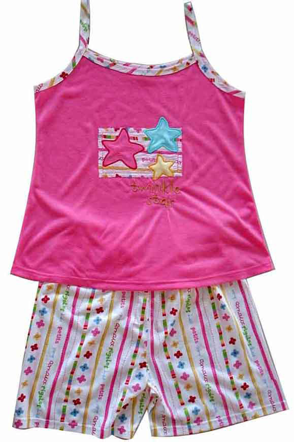 Kid's Nightwear (DZ60301A)