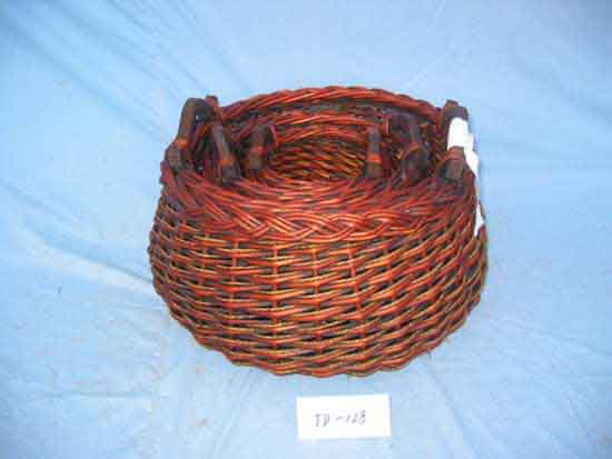Wicker Basket (S005)