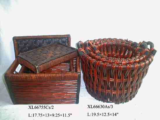 Wicker Baskets (S008)