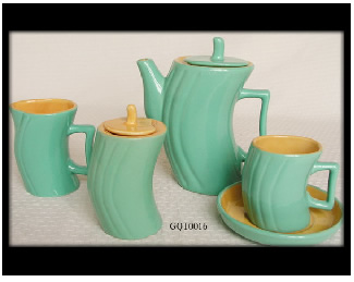 Ceramic Tea Set (GQT0016)