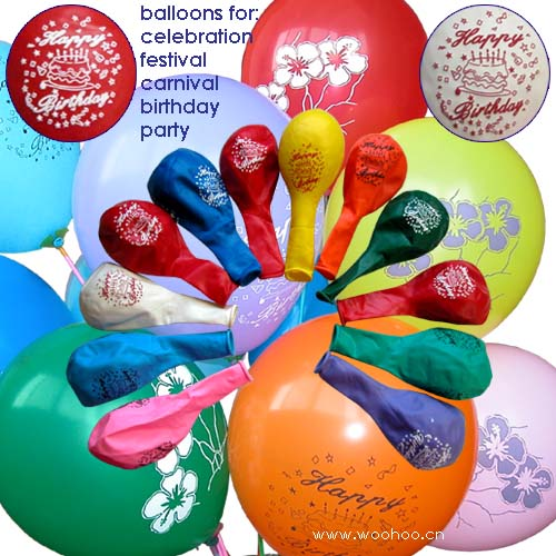 Celebration Balloon, Festival/ Carnival Balloon