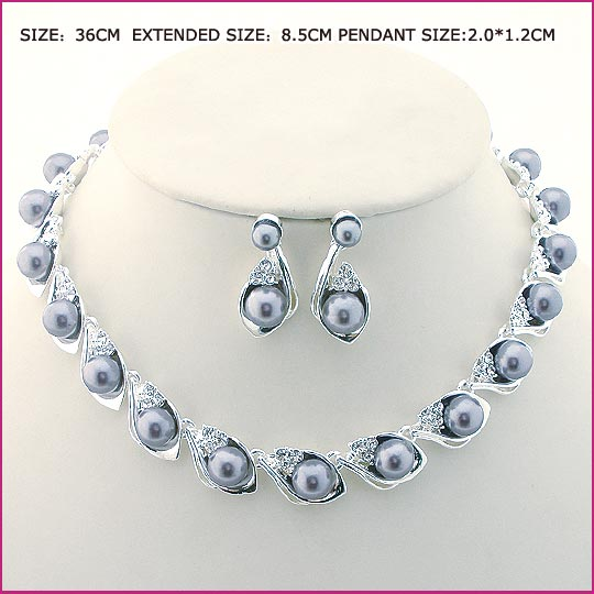 Pearl Necklace Designs