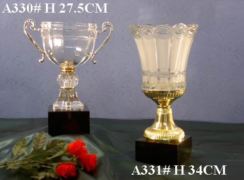 Alloy Trophy Cup