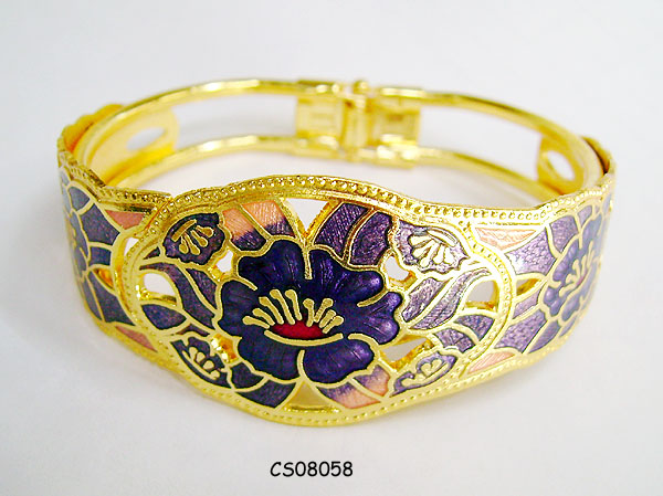 Cloisonne Jewelry Fashion Bangle Cloisonne Jewelry