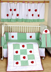Baby Bedding Set(Bettle)