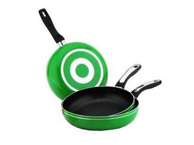 Non-Stick Fry Pan Set