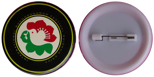 Button Badge with Magnet