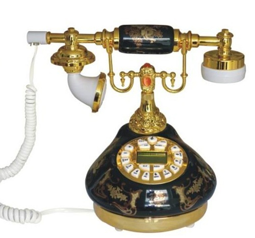 Antique Office Telephone (Multifunction)