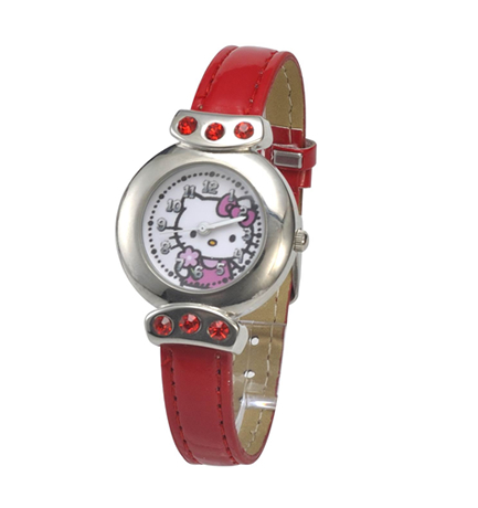 Gift Watches for Ladies (Hello Kitty style)