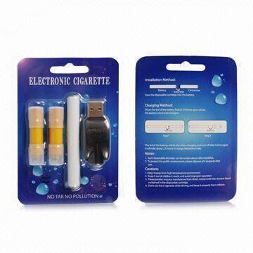 Disposable E-Cigarettes